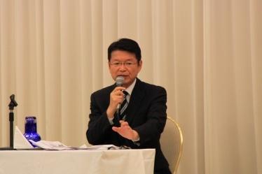 2012年12月1日(土) 『ながつま昭の目指すべき社会と個別の政策』