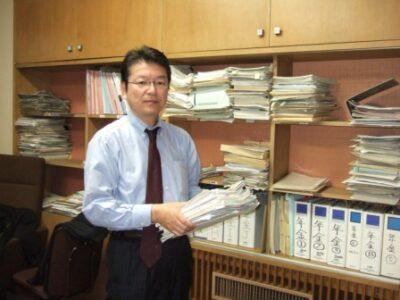 2006年12月25日(月) 資料の整理