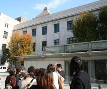2008年12月4日(木) 国会見学会を開催しました