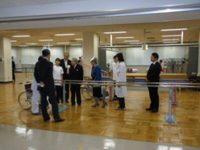 2009年12月7日(月) 障害者リハビリセンター・職業リハビリセンター30周年記念式典