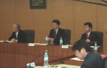 2009年12月9日(水) 日本年金機構評価部会に出席