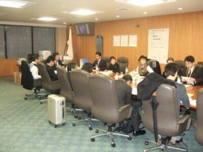 2009年12月11日(金) 『ナショナルミニマム研究会』発足