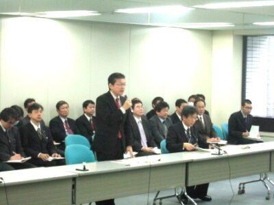 2009年12月16日(水) 厚生労働省の独立行政法人評価委員会に出席