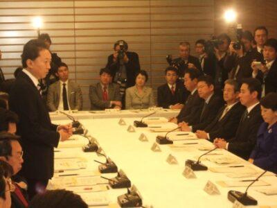 2009年12月30日(水) 新成長戦略の基本方針を閣議決定