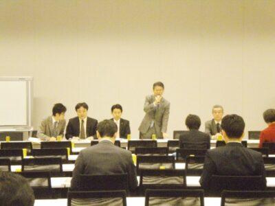 2011年11月30日(水) 厚生労働部門会議が開催されました