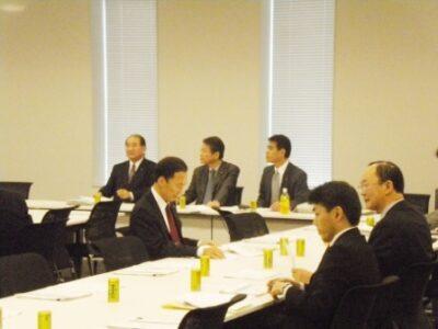 2011年12月7日(水) 社会保障と税の議論が本格化