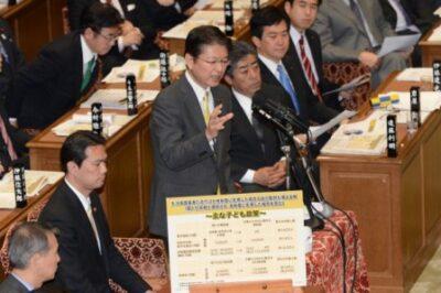2013年3月12日(火) 予算委員会で質疑に立ちました(NHK生中継)