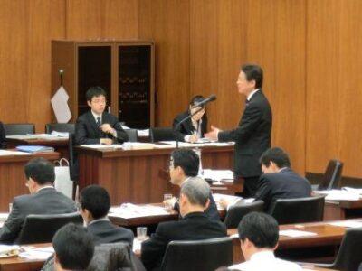2013年11月20日(水) 厚生労働委員会で質疑