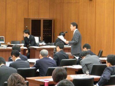 2013年12月4日(水) 厚生労働委員会で質疑