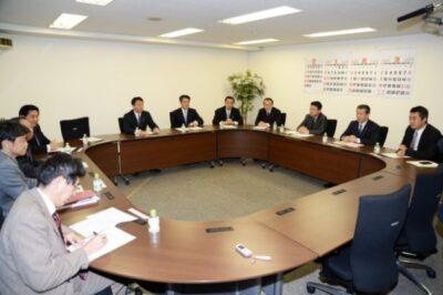 2013年12月11日(水) 党改革創生本部第3回役員会に出席