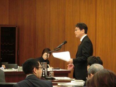 2014年3月12日(水) 厚生労働委員会で質疑