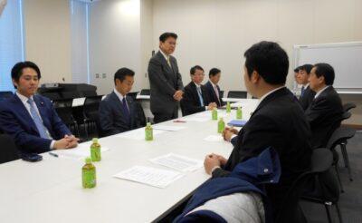 東京都連常任幹事会の初会合