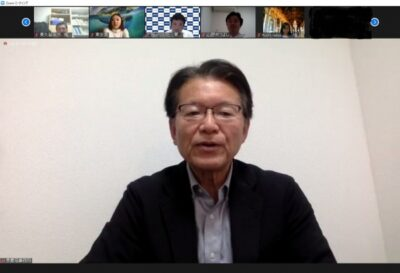 オンラインで立憲アカデミー東京を開催