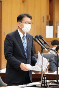 11日に引き続き、厚生労働委員会で新型コロナウイルスワクチンについて質問
