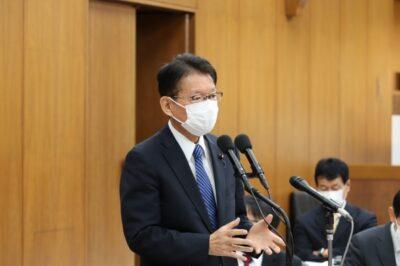 18日も、厚生労働委員会で新型コロナウイルスワクチンについて質問