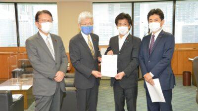 東京オリンピック・パラリンピック関係者の入国に水際対策徹底を申し入れ